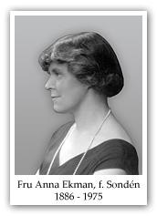 Anna Ekman
